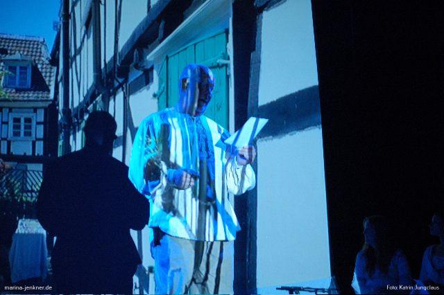 """""""Beyenburg"""" - vorgetragen von Wolfgang Welter (Rex-Theater 27.10.2006)."""