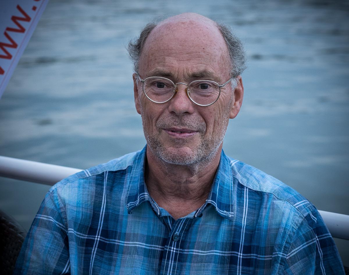 Unser Fotograf - ein Dr. Peter