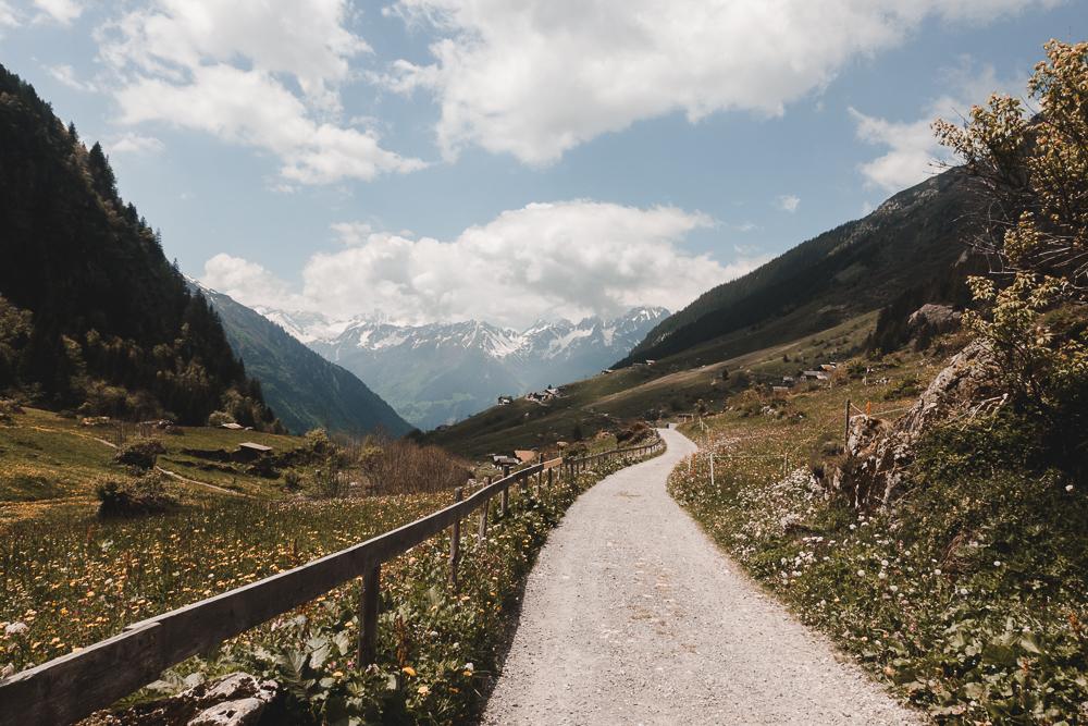 Wanderung in Uri