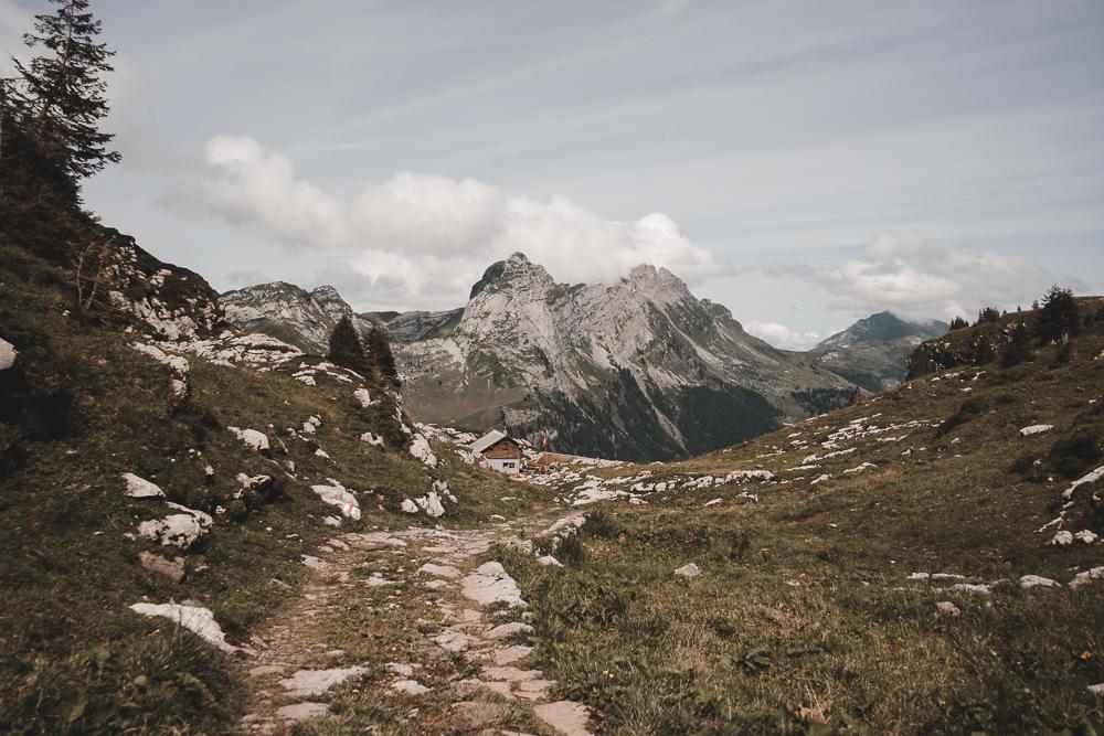 Wanderung Silberen Twärenen