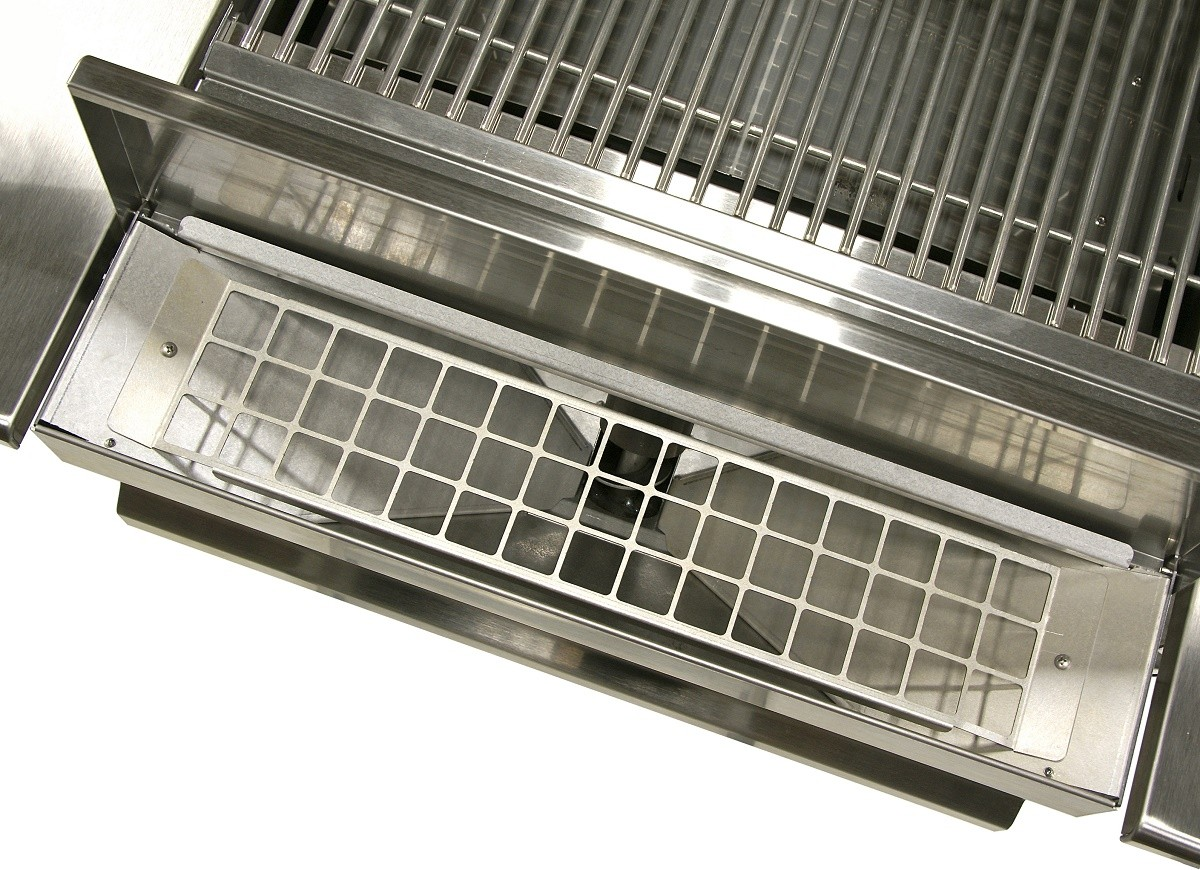 Pelletgrill Memphis Advantage Plus 430, Pelletvorratsbehälter