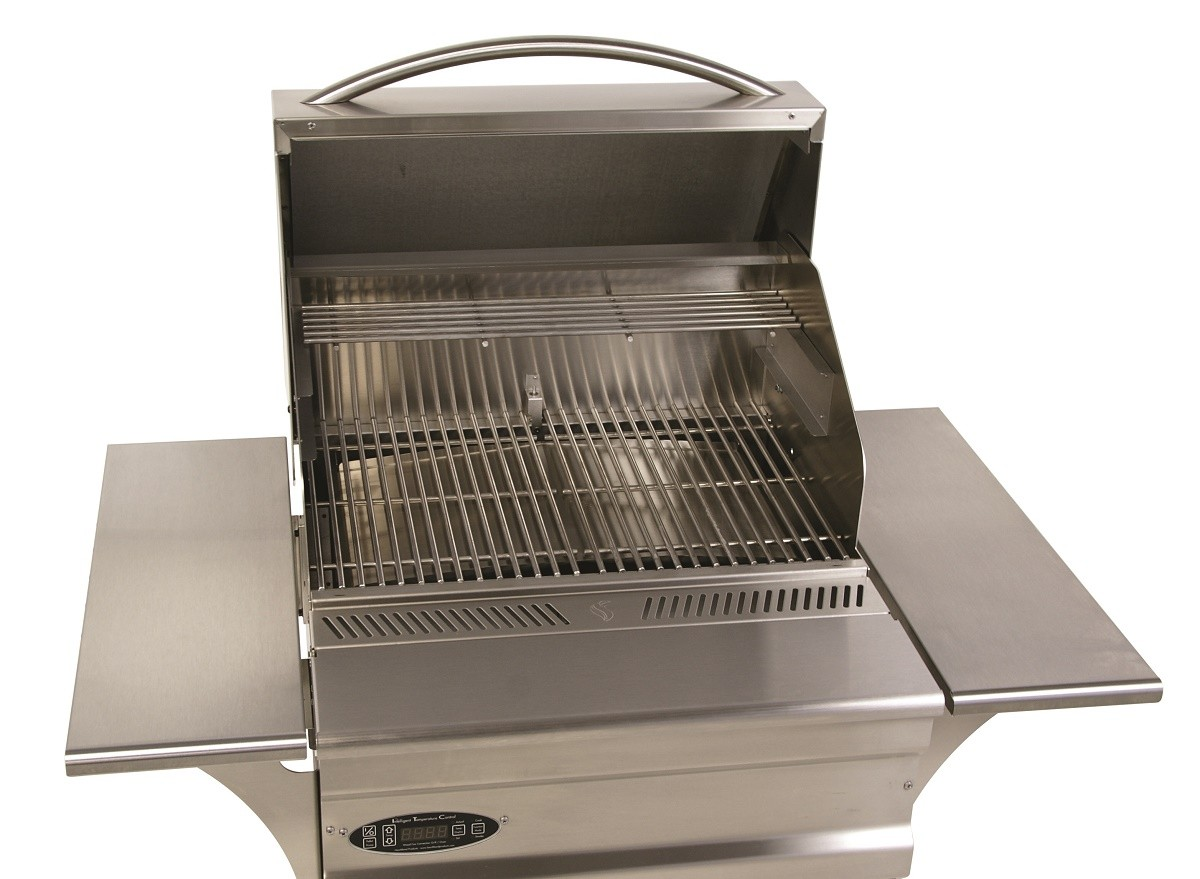 Pelletgrill Memphis Advantage Plus 430, indirekt und direkt Grillen