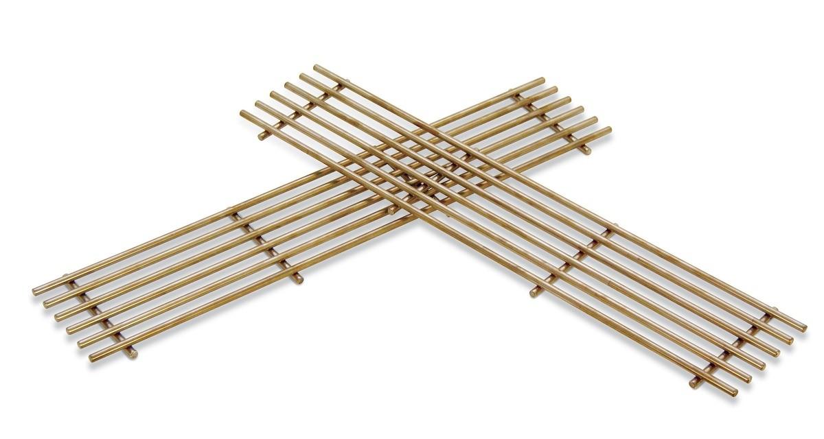 Obere Grillroste aus Edelstahl in 8mm Durchmesser