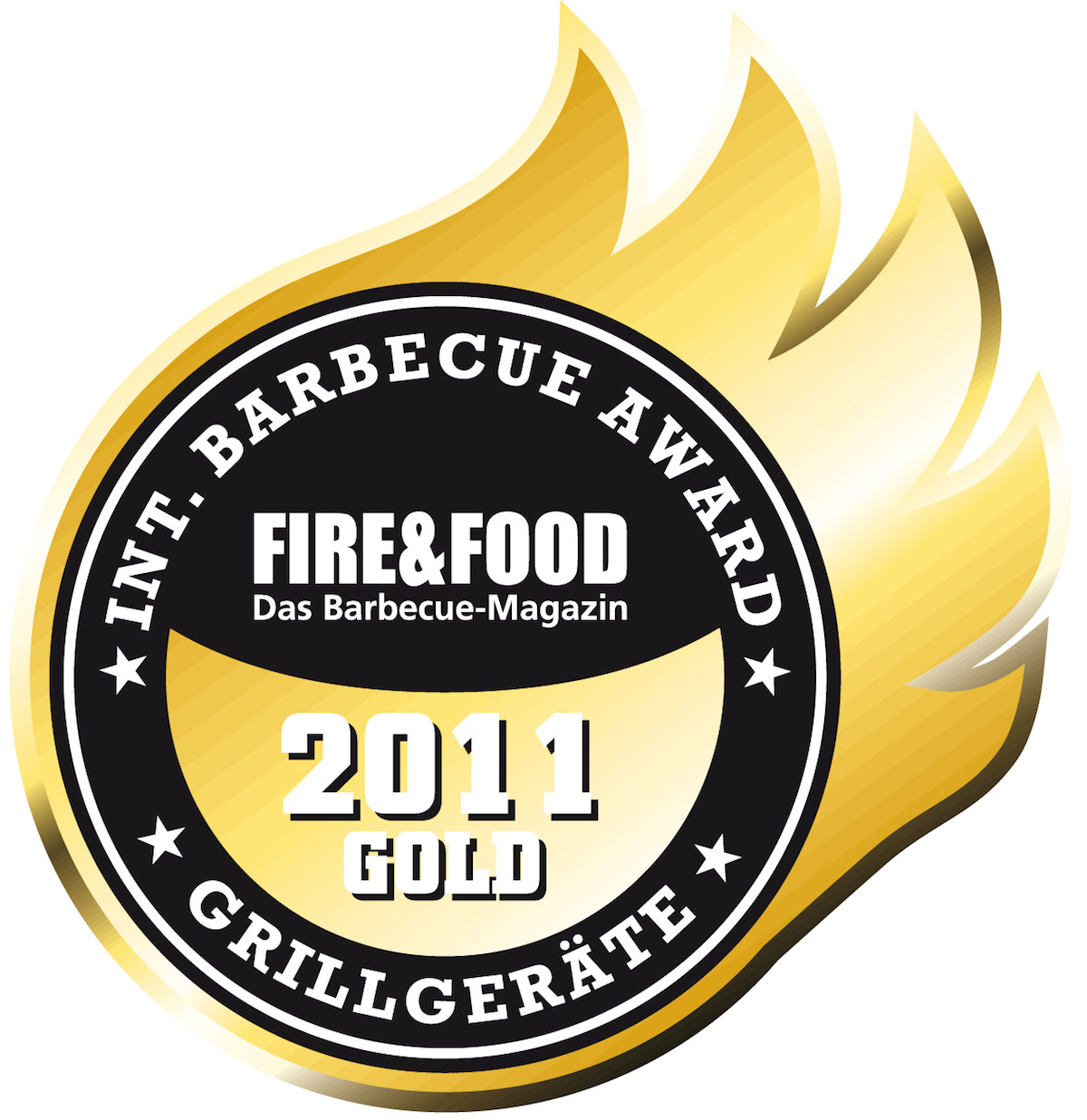 Gewinner des Internationalen Barbecue Awards in Gold