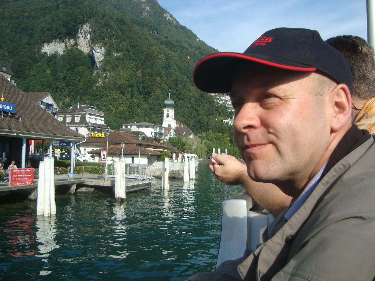 Schifffahrt Beckenried-Brunnen