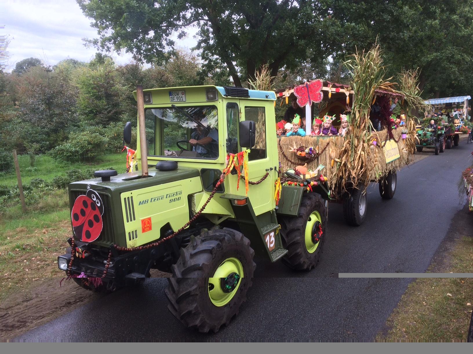 Erntewagen 2016