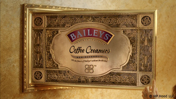 'Baileys Coffee Creamer' commercial at Ignyte