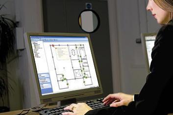 Zutrittssstem Zutrittskontrolle Paxton Access Compact Switch2 Net2 Keylock RFID Tastaturleser Mifare Reader Transponder PC gesteuert