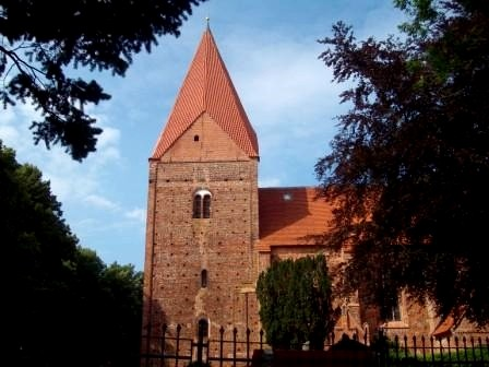 Inselkirche in Kirchdorf