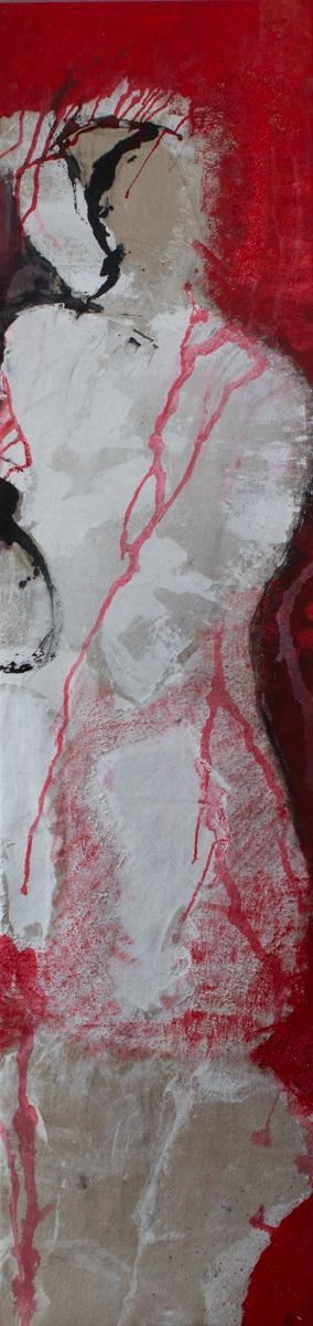 ANDROMEDE - 1m90 x49 cm 2012
