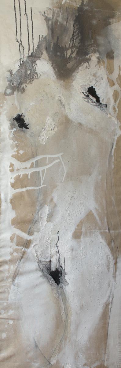 Les Danaïdes 1 - 1m65 x55 cm 2012