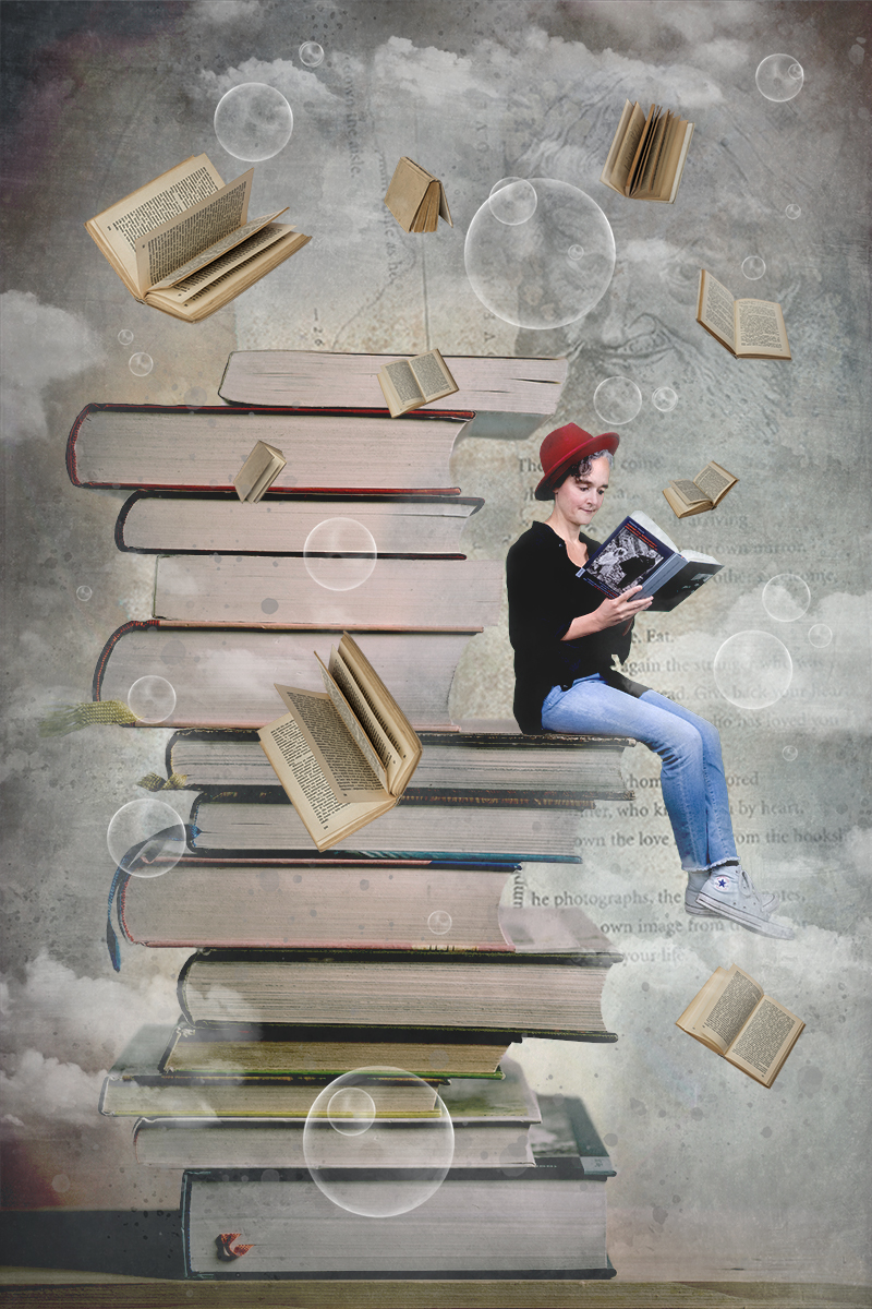 When I Read a Book / 2020