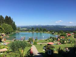 Ferienwohnung Scheidegg | Freibad
