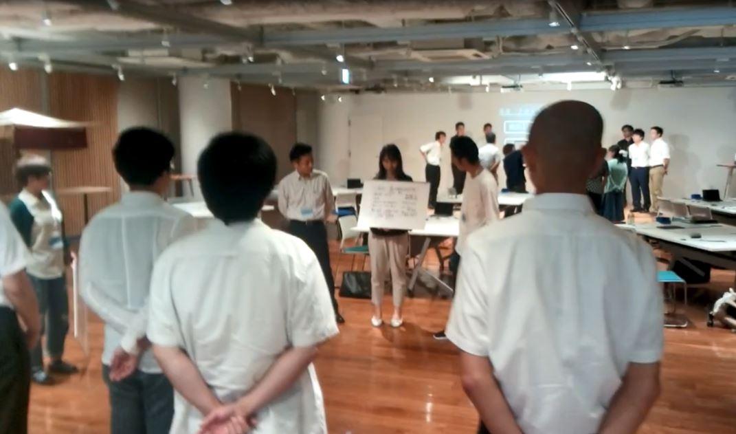 子どもが主体の授業づくりを目指して~社会科の番組活用術~」歴史にドキリ