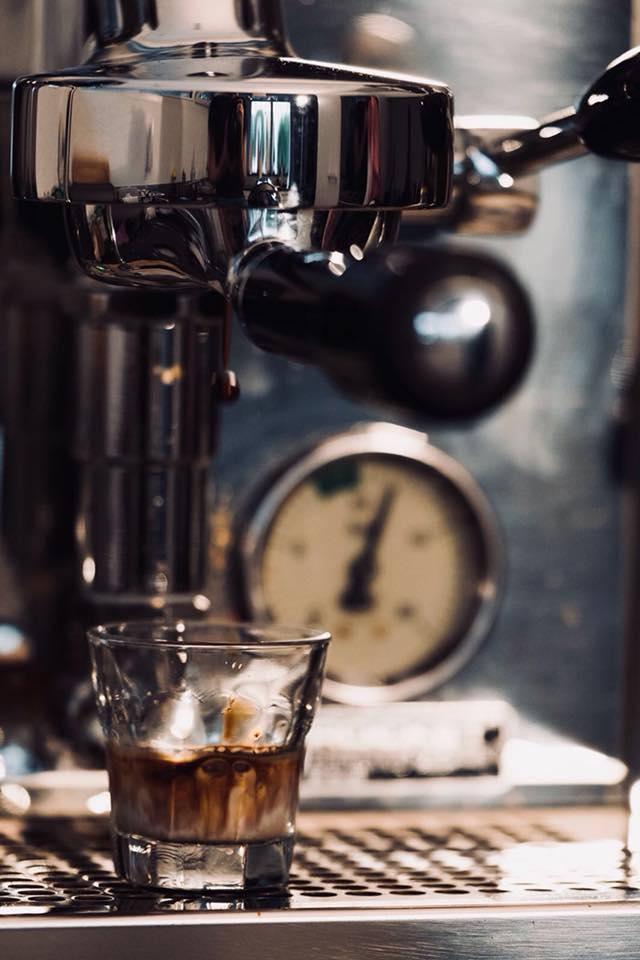 Rocket Espresso Maschine