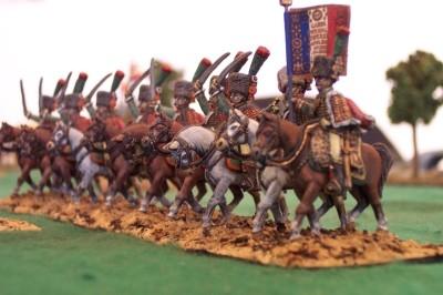 hussard de la garde impériale