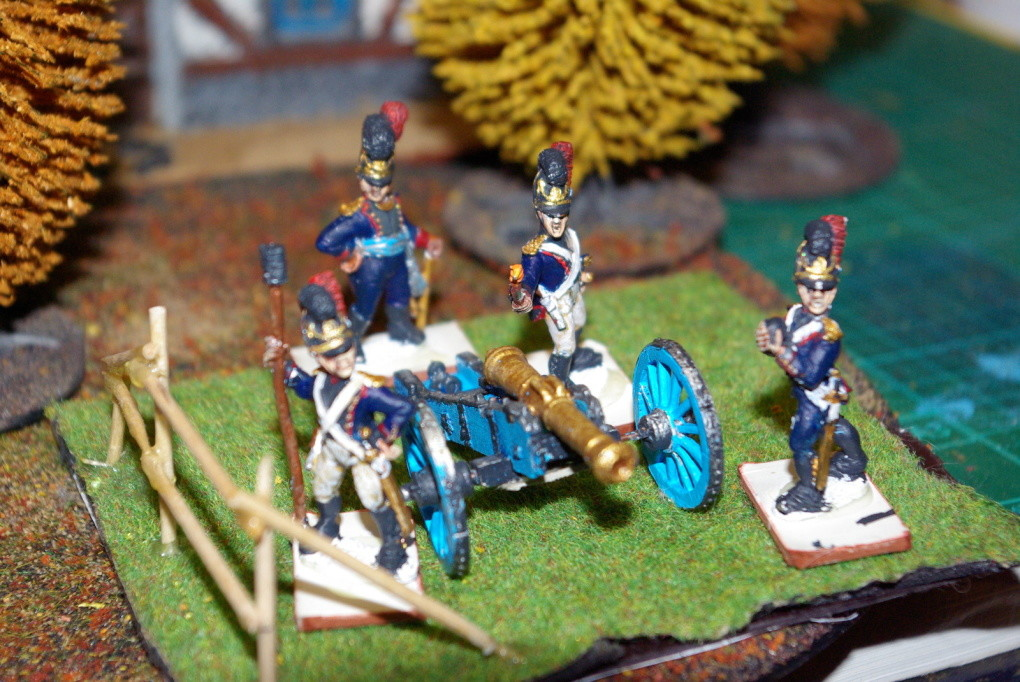 artillerie bavaroise