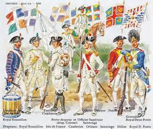 infanterie francaise 1779-1789