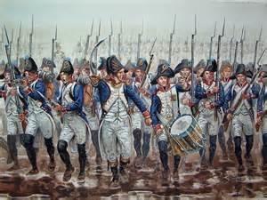 charge infanterie française