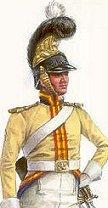 garde du corps Saxon
