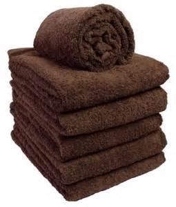 serviette de bain ou gands