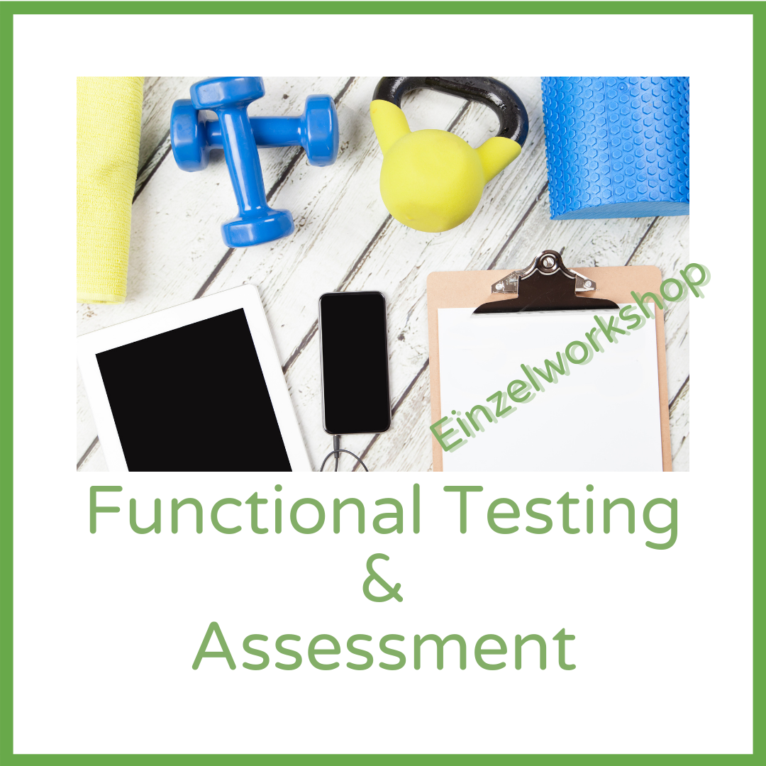 Einzel-Workshop: Functional Testing & Assessment