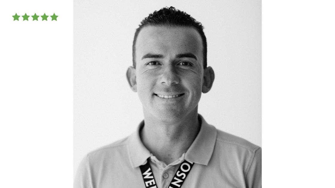 Enrico F.: Robert Rath ist bei uns im Club bereits seit mehreren Jahren sehr erfolgreich als Personal Trainer im Einsatz. Unsere Gäste wünschen sich einen Trainer der Verantwortung für Ihren Erfolg übernimmt und Sie auf diesem Weg kompetent und...