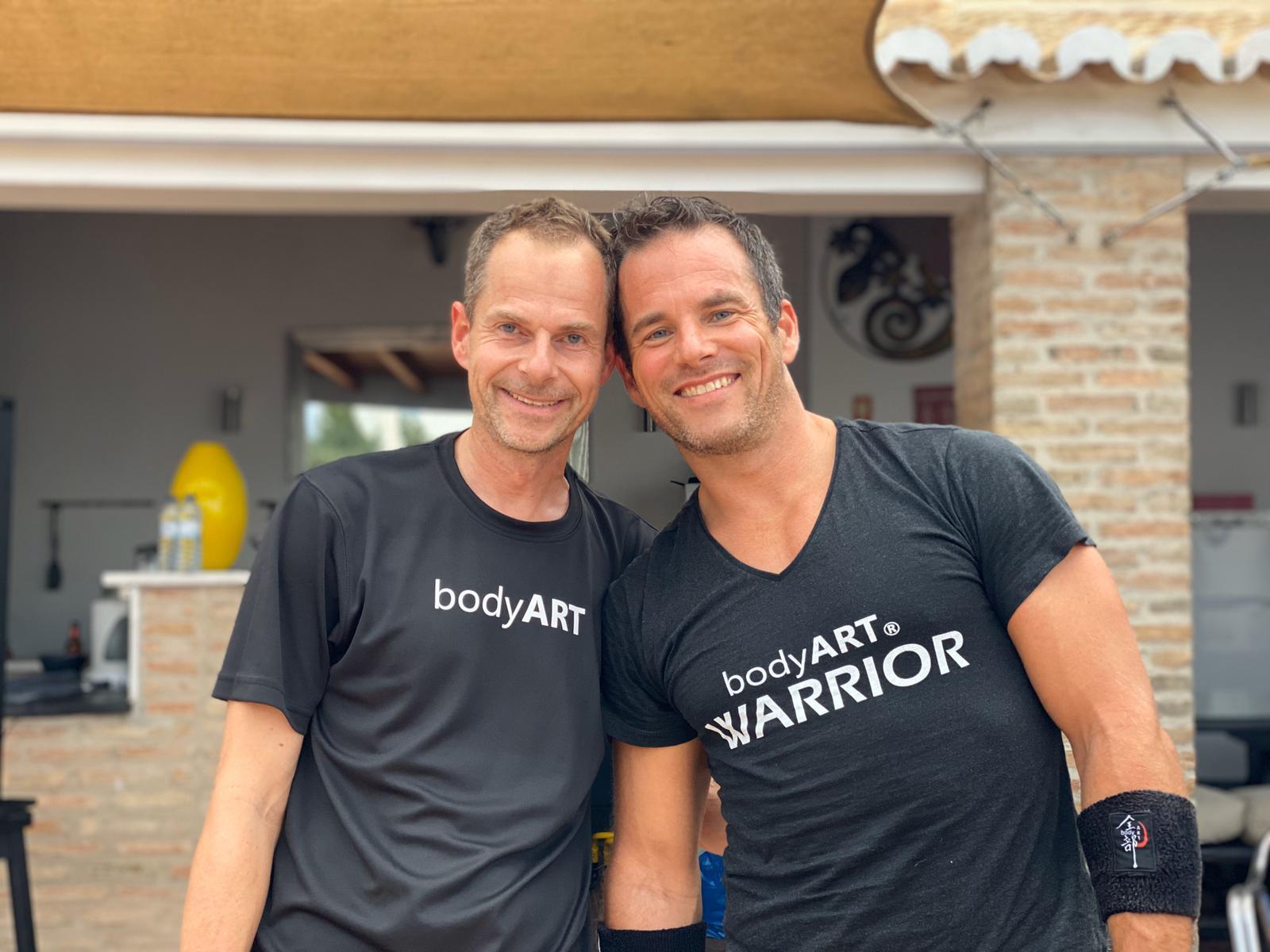 André Pichler und Robert Rath