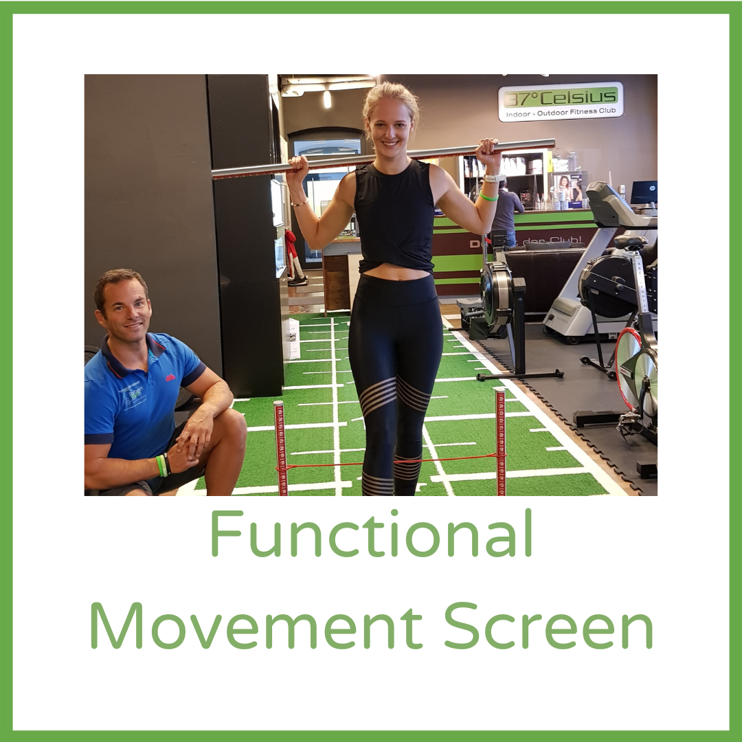 Functional Movement Screen - Teil 2