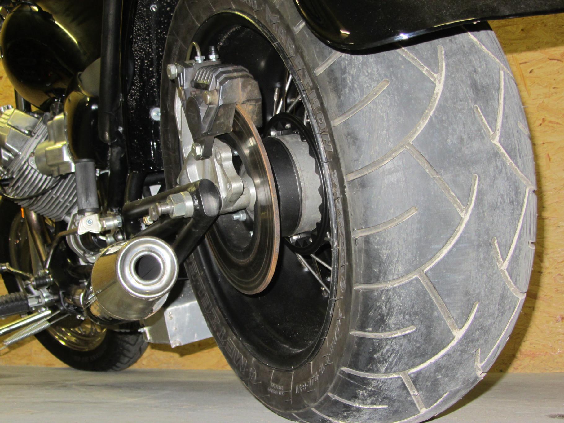 Moto Guzzi Motorräder, Moto Guzzi Service, Zoccoletto Seitenwagen ...