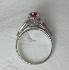 ルビーの指輪・ビフォー