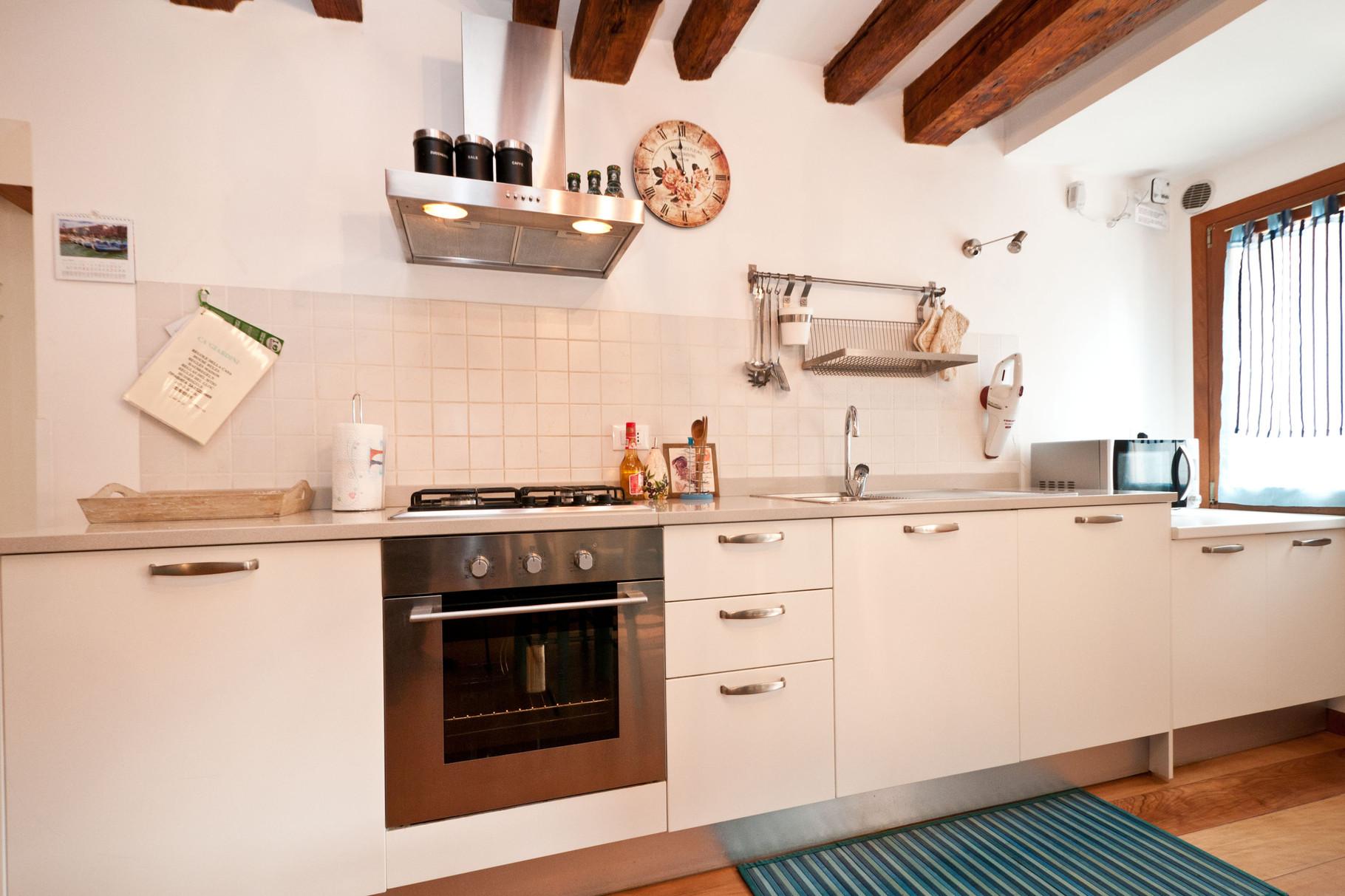 Zona de estar: cocina