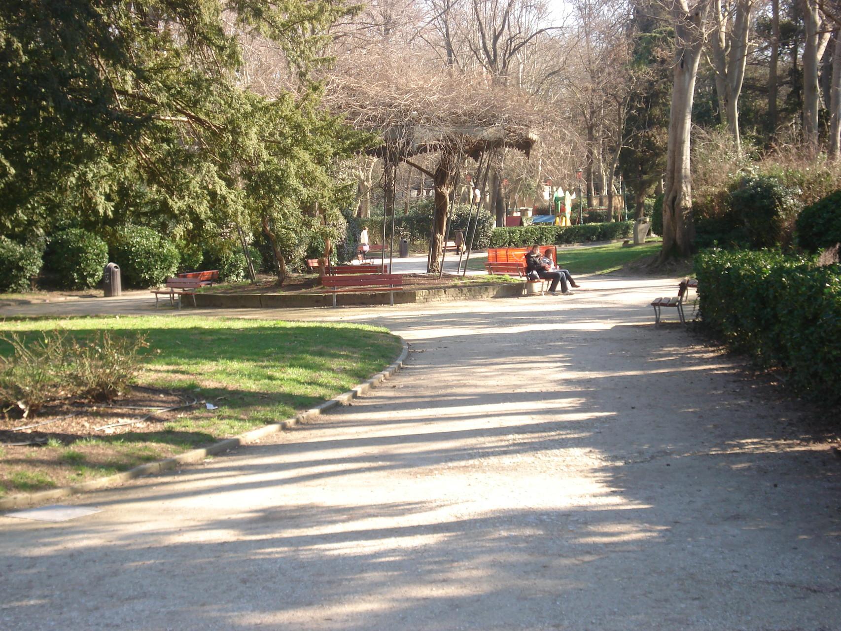 Biennale-Gärten - zwei Minuten zu Fuß