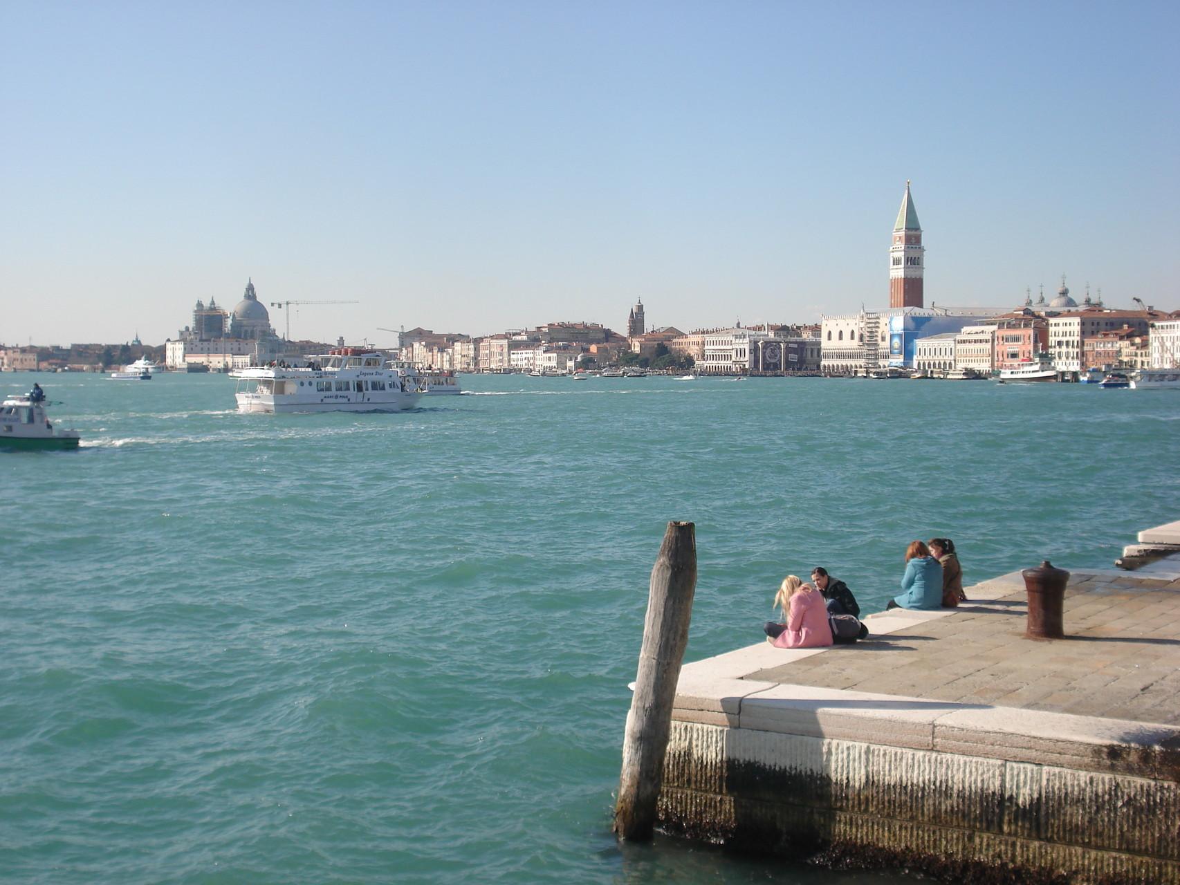 Becken von San Marco