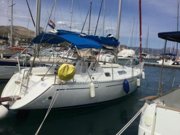küstenpatent boat skipper skipperpraxis baska voda dalmatien makarska riviera brela tucepi segelboot segelyacht segelschule dalmatien