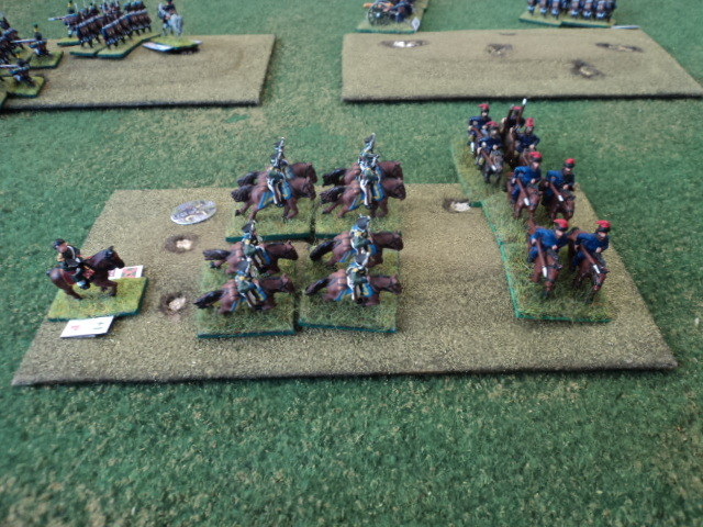 La cavalleria russa penetra all'interno dello schieramento di Fausto e riesce ad occupare la collina che è l'obiettivo in attacco degli alleati! Quest'azione frutterà 50 punti vittoria alla squadra alleata!