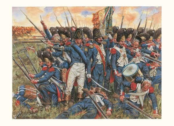 Waterloo, 18 giugno 1815. L'ultimo quadrato.
