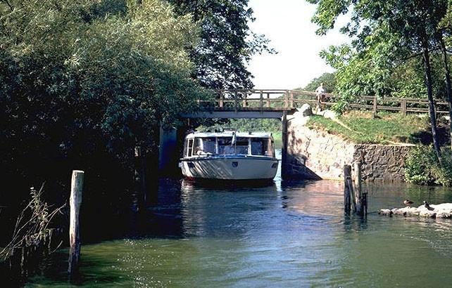 Fünf-Seen-Fahrt