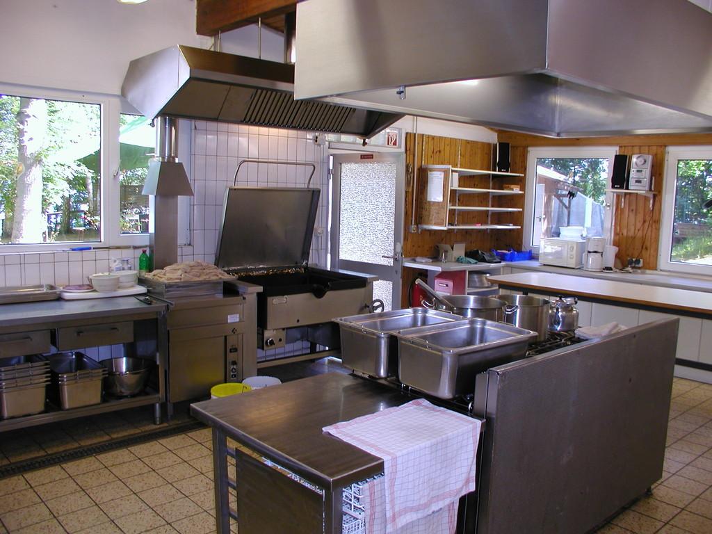 Küche Herd