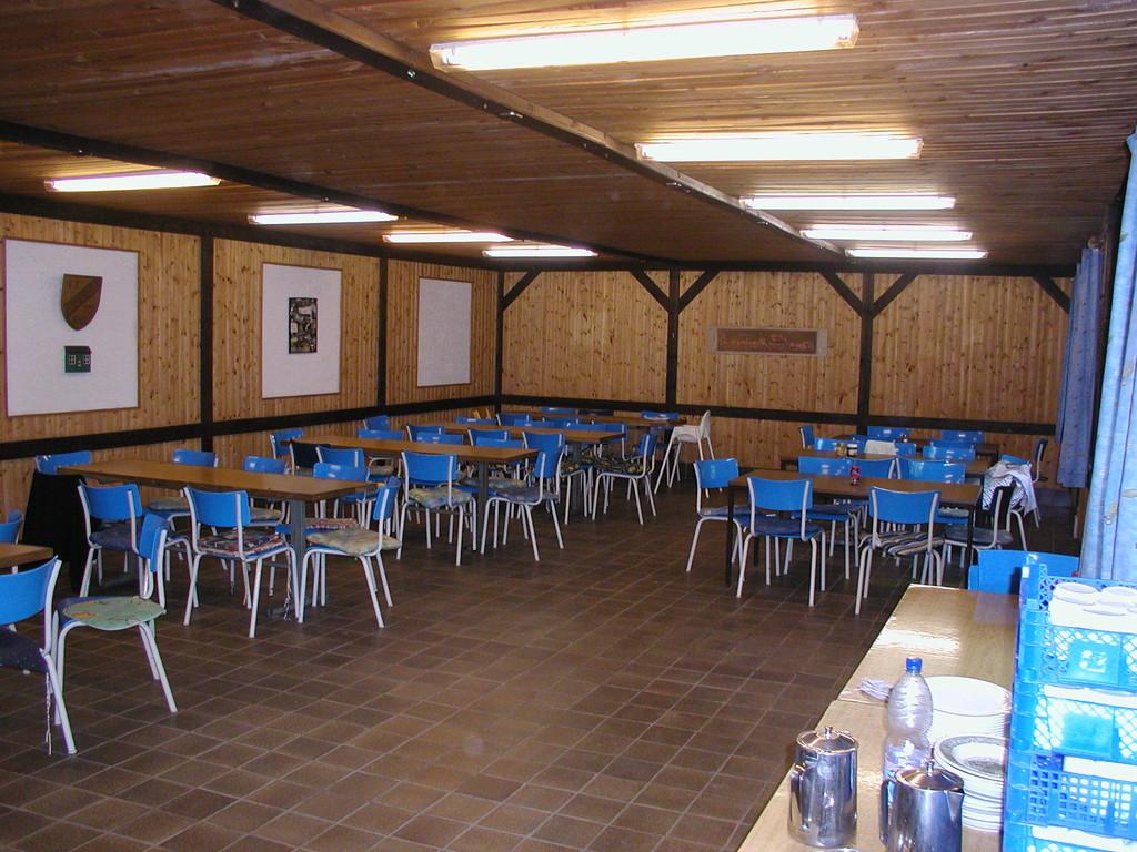 Essenhaus der Helfergemeinschaft