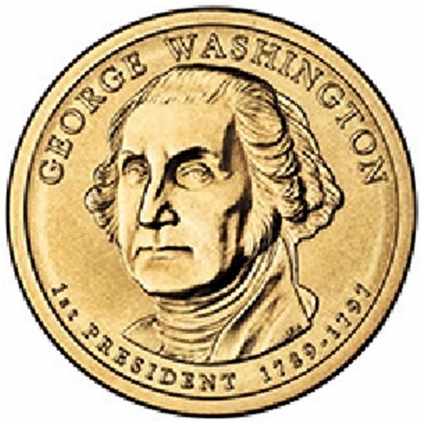 Frente Moneda George Washington, Víctima de Sangrías terapéuticas.