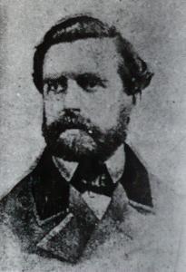Georges Herpin , que inventó la palabra Filatelia en 1864 en su artículo El bautismo