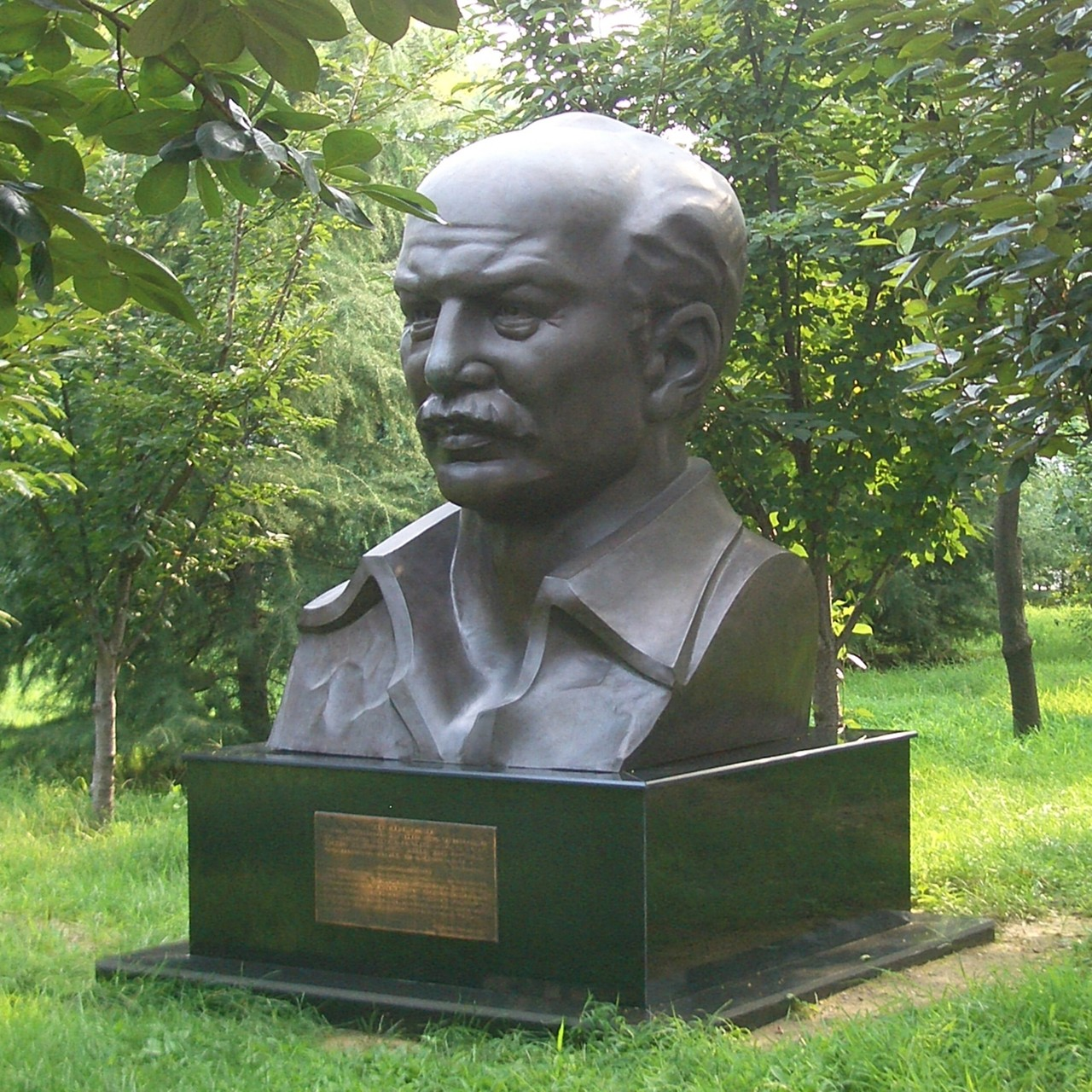 Dr. Norman Bethune, Monumento en China.