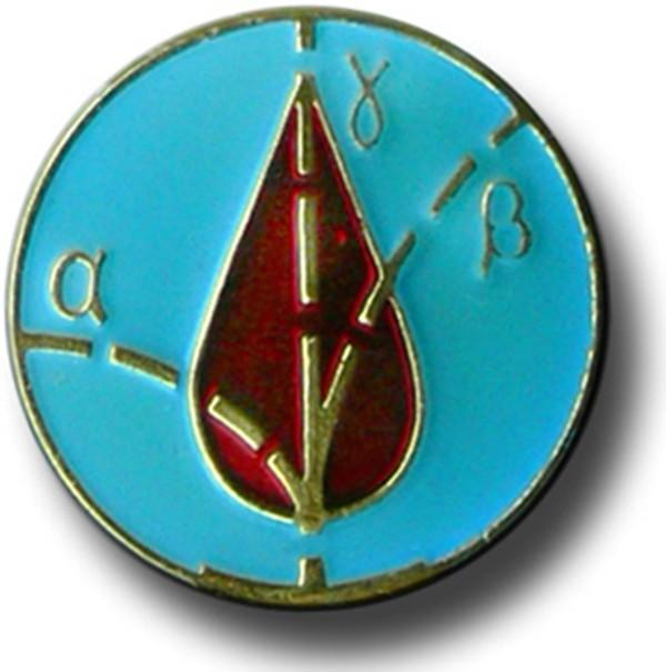 Medalla Honorífica, por las Víctimas de Chernobyl - Rusia.