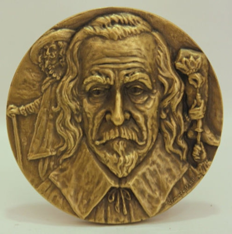 Frente Medalla