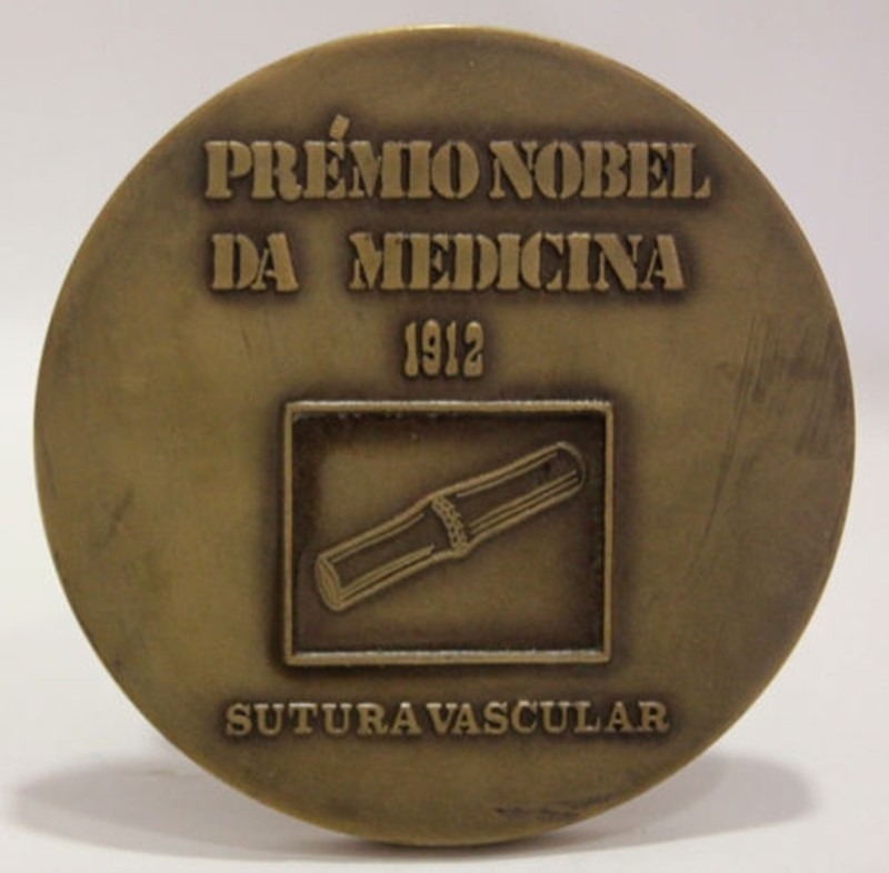 Dorso Medalla