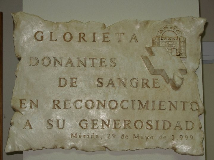 XXV Años de Historia de Donantes De Sangre Mérida.