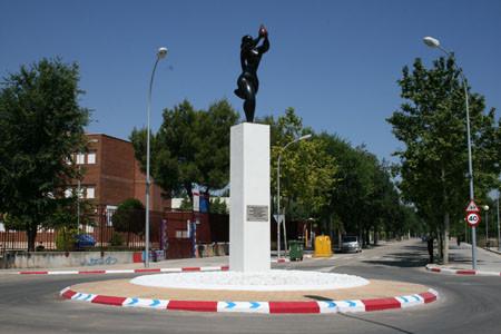 Monumentos a los Donantes de Sangre - España, Valdepeñas.