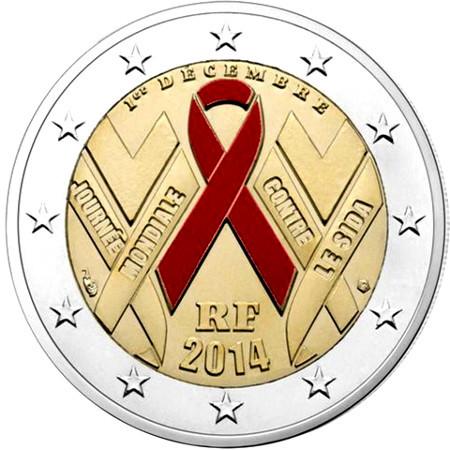 Una respuesta a Francia 2€ cc 2014 – Día Mundial de Lucha contra el SIDA.