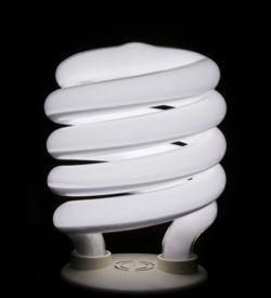 No rompas estas lámparas, poseen en su interior Mercurio muy tóxico... CUÍDATE.